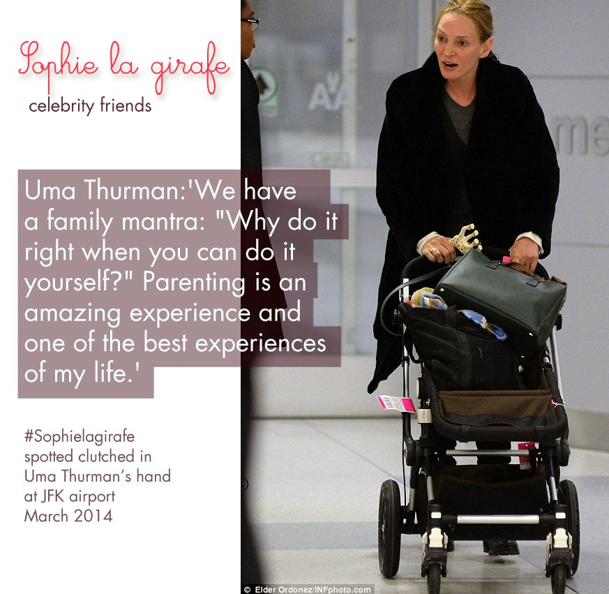 Celebrity-friends-Uma-Thurman-Sophielagirafe.